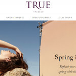 Sign Up As An Affiliate of True and Co.