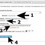 Using Share-A-Sale Custom Link Tool
