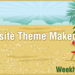 Website Theme Makeover!