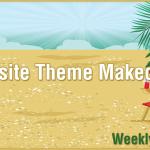 Website Theme Makeover!