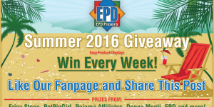 Summer Giveaways from Affiliate Marketing Influencers