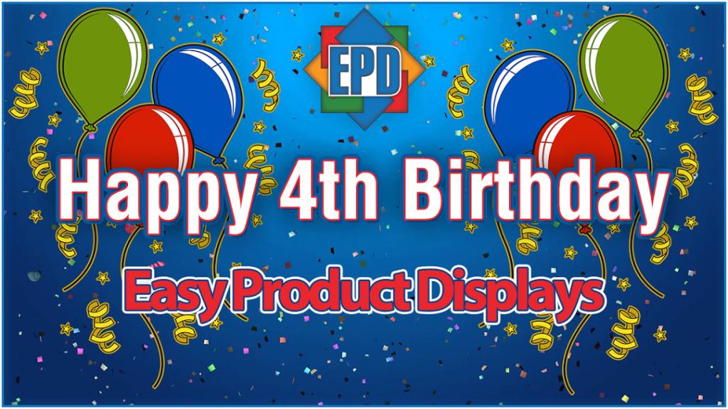 epd 4th birthday
