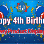 epd 4th birthday
